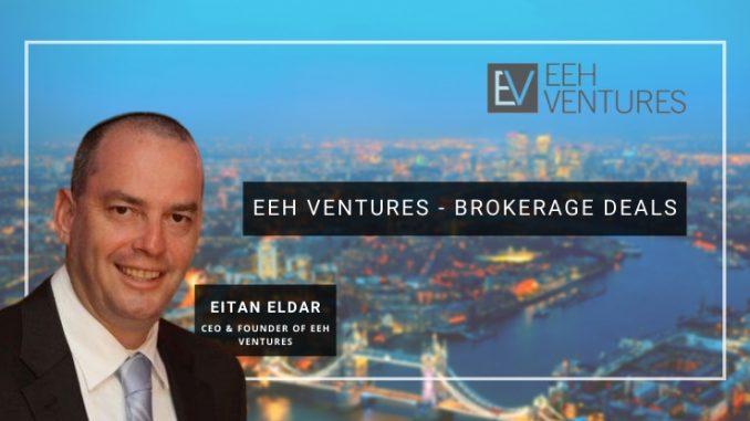Eitan Eldar - EEH Ventures - Brokerage